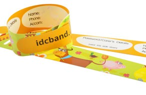 Kids ID Bands