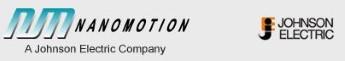 Nanomotion - A Johnson Electric Company